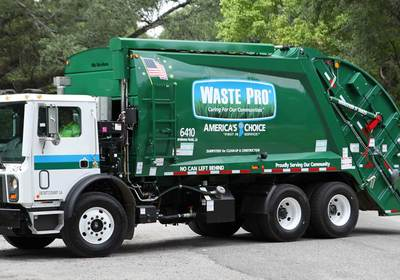 Waste Pro Holiday Collection Schedule For Daytona Beach & Ponce Inlet