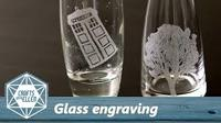 volusia glass engrave